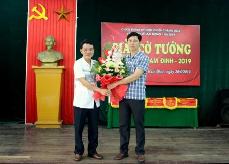 Giải cờ tướng thành phố Nam Định năm 2019