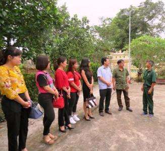 Sở Văn hóa, Thể thao và Du lịch tổ chức khảo sát một số điểm du lịch trên địa bàn tỉnh