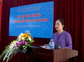 Sở Văn hóa, Thể thao và Du lịch Nam Định tổ chức Khóa cập nhật kiến thức cho hướng dẫn viên du lịch năm 2019