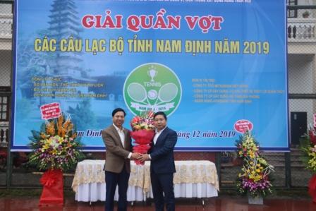 Giải Quần vợt các Câu lạc bộ tỉnh Nam Định năm 2019