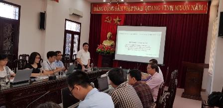 Hội nghị tập huấn, triển khai đào tạo vận hành và quản trị hệ thống phần mềm quản lý trong lĩnh vực văn hóa, thông tin tại Sở Văn hóa, Thể thao và Du lịch tỉnh Nam Định.