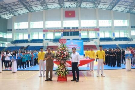 Giải Vô địch Vật cổ điển, Vật tự do toàn quốc năm 2020 tại Nam Định chính thức khởi tranh.