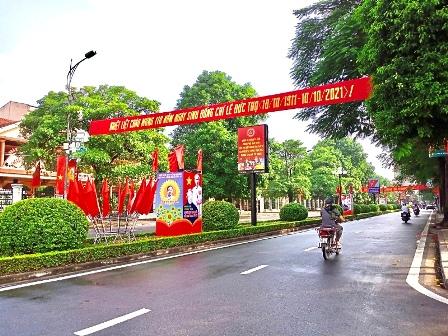Tưng bừng các hoạt động kỉ niệm 110 năm Ngày sinh đồng chí Lê Đức Thọ (10/10/1911-10/10/2021)